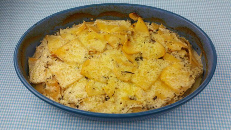 Thumbnail voor het recept: Koolraap uit de oven