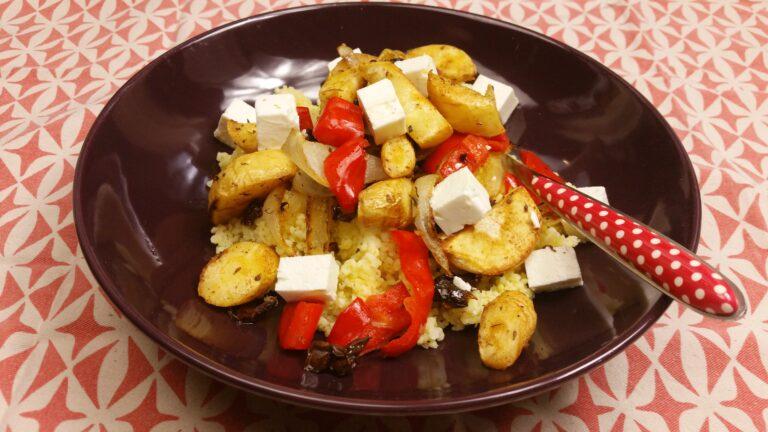 Thumbnail voor het recept: Pastinaak uit de oven