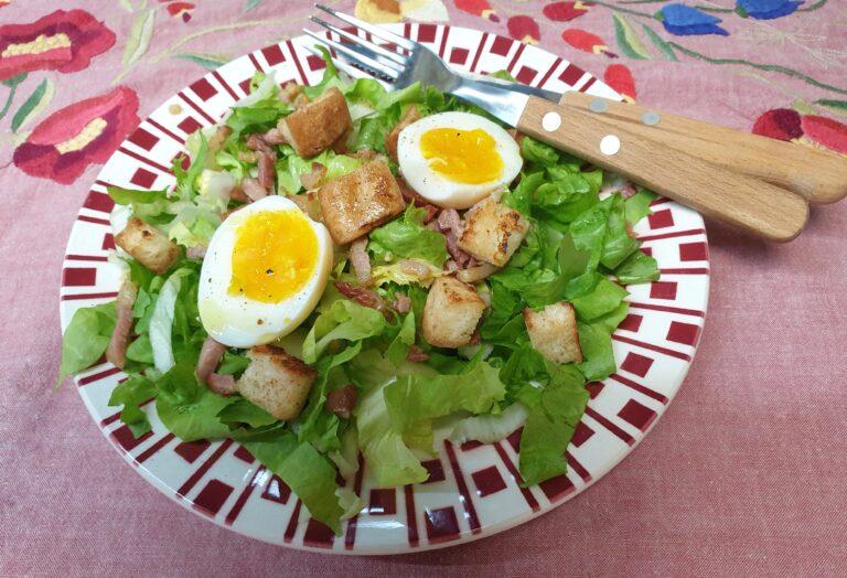 Thumbnail voor het recept: Salade beaujolaise