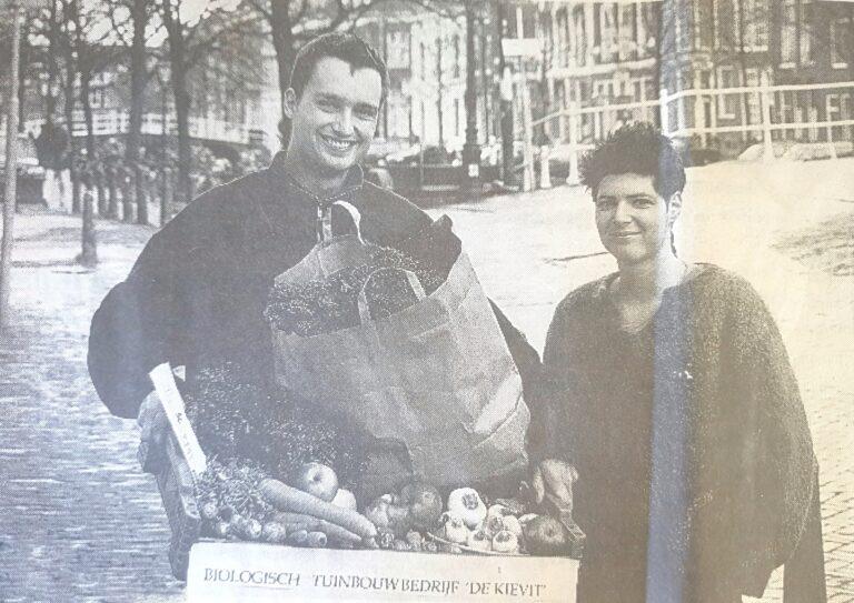 Thumbnail voor het recept: Groei in 1996